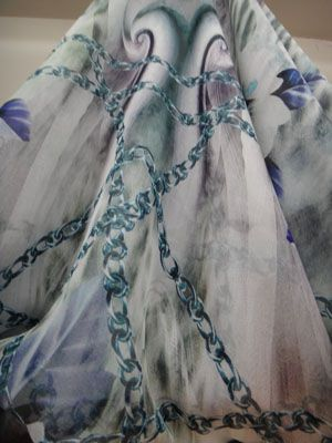 silk fabric collection